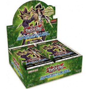 Yu-Gi-Oh Speed Duel Arena of Lost Souls Box