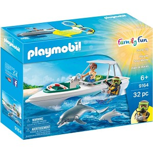 Playmobil Diving Trip