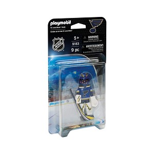 Playmobil NHL St. Louis Blues Goalie