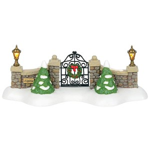 Alpine Village Gate