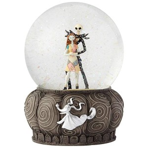 Jack and Sally Waterball, 6.5""
