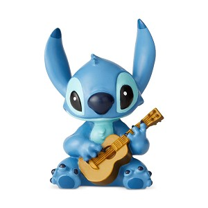 Stitch with Guitar Mini Figure