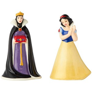 Snow White & Evil Queen Salt & Pepper