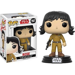 Funko POP Star Wars Ep.8 Rose