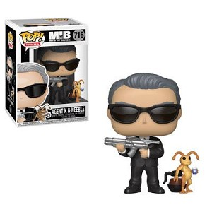 Funko POP Men In Black Agent K & Neeble
