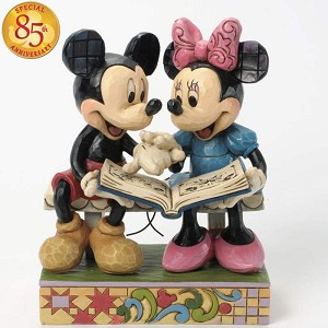 Sharing Memories 85th Anniversary Mickey & Minnie