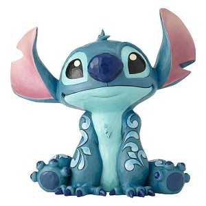 Stitch Big Trouble Statue