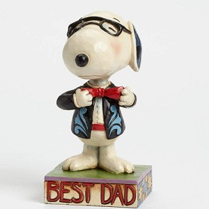 Best Dad - Snoopy