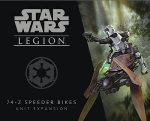 Star Wars Legion 74-Z Speeder Bikes Unit