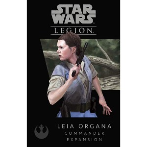 Star Wars Legion Leia Organa Commander