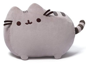 Pusheen Grey Plush 12""