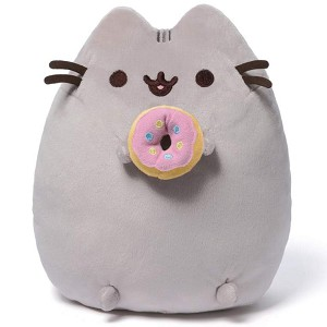 Pusheen Donut Plush 9.5""