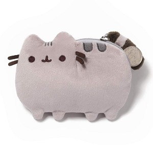 "Pusheen Grey 5"" Coin Purse"