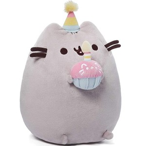 "Pusheen Birthday 10.5"" Plush"