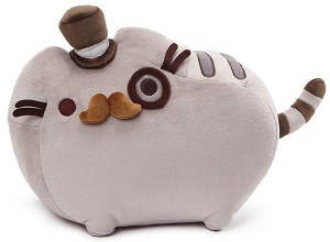 "Pusheen Fancy 12.5"" Plush"
