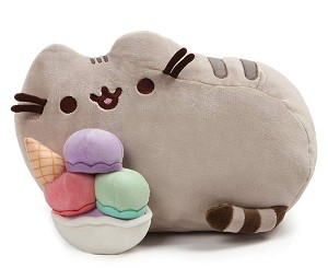 Pusheen Sundae Plush 12""