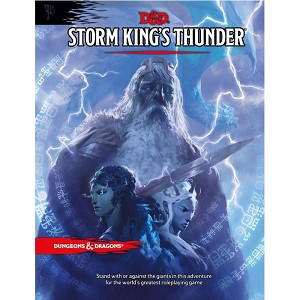 D&D 5th Ed. Storm Kings Thunder