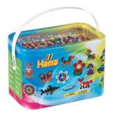 Hama Beads 10000pc Bucket
