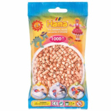 Hama Beads 1000pc Bag Flesh
