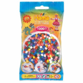 Hama Beads 1000pc Bag Mixed #69
