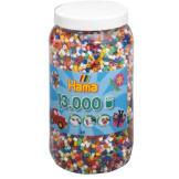Hama Beads 13000pc Container