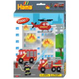 Hama Beads Firefighter Kit