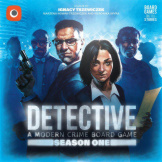 Detective A Modern Crime Season One