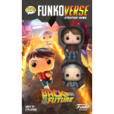Funkoverse Back To The Future 100 Marty & Doc 2 Pack