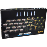 Aliens Another Glorious Day In The Corps Assets & Hazards 3D Set