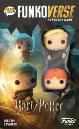 Funkoverse Harry Potter 2 Pack