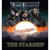 Lost Legacy #1 The Starship