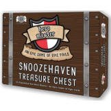 Hero Master An Epic Game Of Epic Fails Snoozehaven Treasure Chest