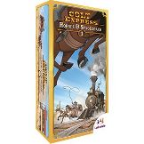 Colt Express Horses & Stagecoach
