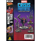 Marvel Crisis Protocol X-Men Magneto And Toad