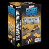 Marvel Crisis Protocol NYC Construction Site Terrain