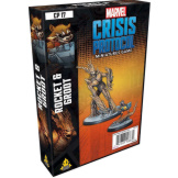 Marvel Crisis Protocol Rocket & Groot