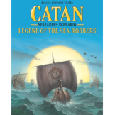 Catan Legend Of The Sea Robber
