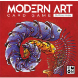Modern Art Card Game 2020 Edition