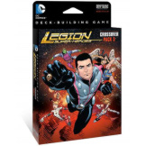 DC Deck Building Game Crossover #3 Legion Of Superheroes