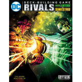 DC Deck Building Game Rivals Green Lantern Vs Sinestro