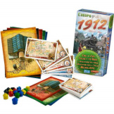 Ticket To Ride 1912 Europa