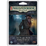 Arkham Horror LCG  Barkham Horror The Meddling of Meowlathotep