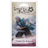 Legend Of The Five Rings LCG Justice For Satsume