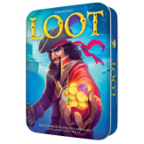 Loot Card Game Tin