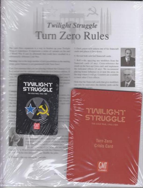 Twilight struggle turn zero