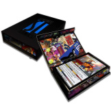 Sentinels Of The Multiverse 5th Anniversary Foil Villain Collection