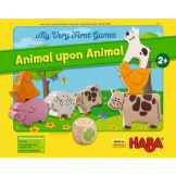 Animal Upon Animal My Very First Games