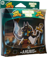 King of Tokyo Anubis Monster Pack