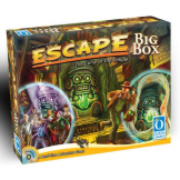 Escape Curse of The Temple Big Box