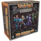 Clank Legacy Acquisitions INC Upper Management